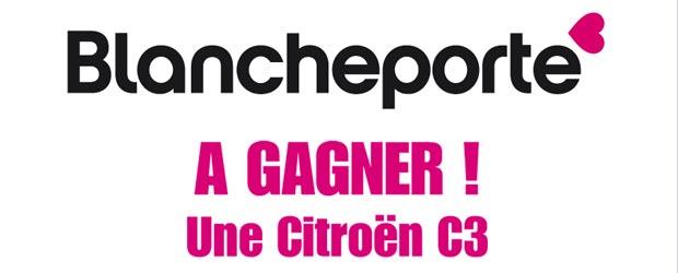 BlanchePorte.fr - Jeu facebook BlanchePorte.fr