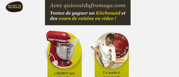 Richesmonts.fr - Jeu facebook Tous pour un monde de Goût