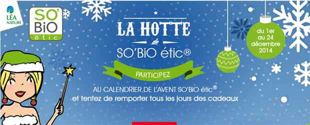 Sobio-etic.com - Jeu facebook SO'BiO étic