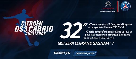 Citroen.fr - Jeu facebook Citroen France