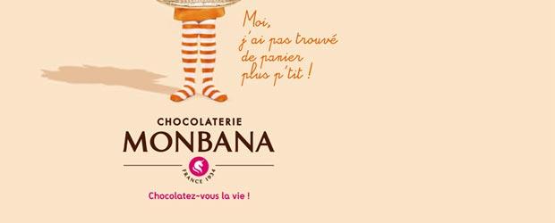Monbana.fr - Jeu facebook Chocolaterie Monbana