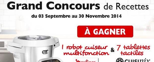 Maggi.fr - Jeu facebook Maggi