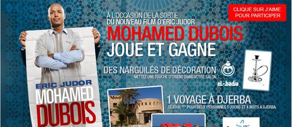 Wildbunchdistribution.com - Jeu facebook Mohamed Dubois