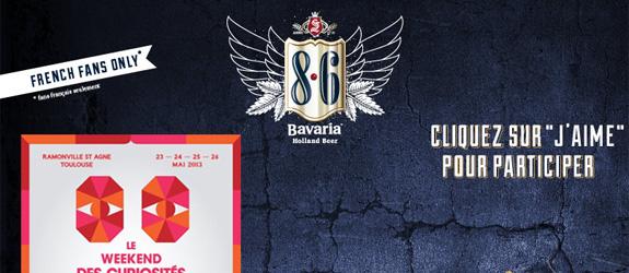 Bavaria86.com - Jeu facebook 8.6 Bavaria