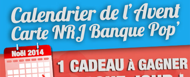 Jeu facebook Carte NRJ Banque Pop