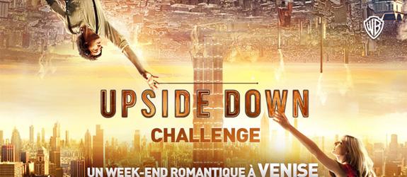 Warnerbros.fr - Jeu facebook Upside Down