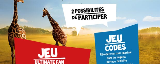 Cereales-lion.fr - Jeu facebook Fan Cereales Lion