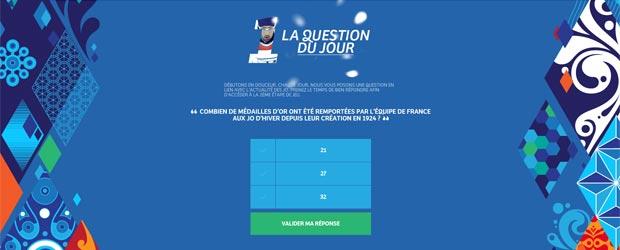 Francaisedesjeux.com - Jeu facebook Fondation FDJ