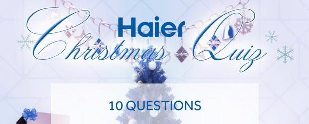Haier.fr - Jeu facebook Haier France