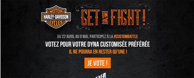 Harley-davidson.fr - Jeu facebook Harley-Davidson France