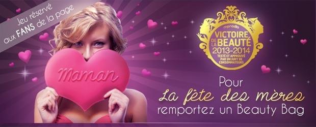 Victoiresdelabeaute.com - Jeu facebook Les Victoires de la Beauté