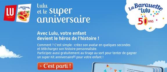Lulechampdespossibles.fr - Jeu facebook Lulu l'Ourson