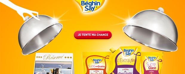 Beghin-say.fr - Jeu facebook Béghin Say