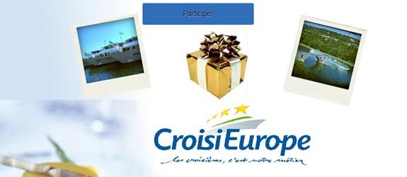 Croisieurope.com - Jeu facebook Croisieurope