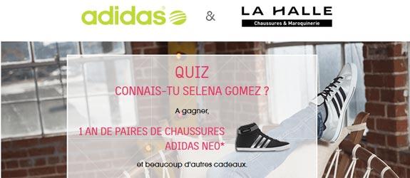 Lahalleauxchaussures.com - Jeu Facebook La Halle aux Chaussures