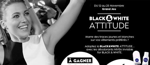 Nivea.fr - Jeu facebook Nivea