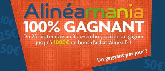 Alinea.fr - Jeu facebook Alinea