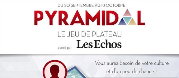 Lesechos.fr - Jeu facebook Les Echos