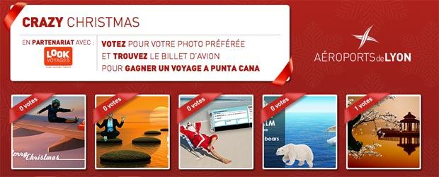 Lyonaeroports.com - Jeu facebook Aéroports de Lyon