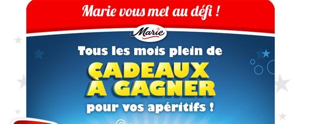 Marie.fr - Jeu Facebook Marie