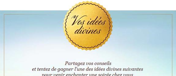 Ferrerorocher.fr - Jeu Facebook Ferrero Rocher France