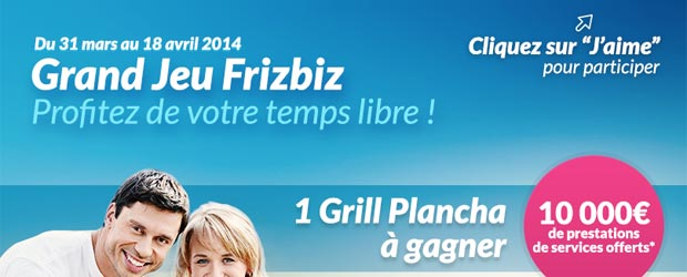 Frizbiz.com - Jeu facebook FrizBiz