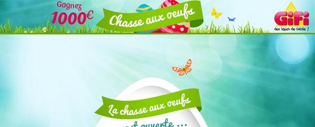 Gifi.fr - Jeu facebook GiFi