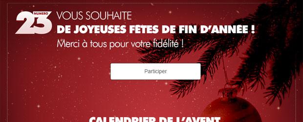 Numero23.fr - Jeu facebook Numéro 23