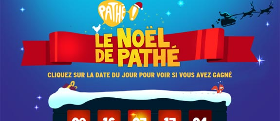 Pathefilms.com - Jeu facebook Pathé Distribution
