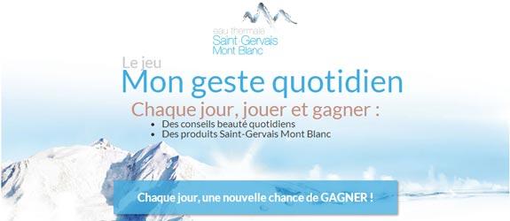 Pure-magazine.fr - Jeu Facebook Saint Gervais Mont Blanc