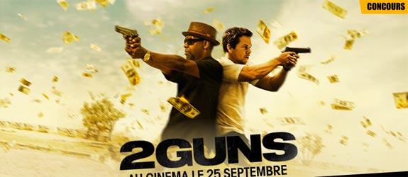 Sonypictures.fr - Jeu facebook 2 Guns