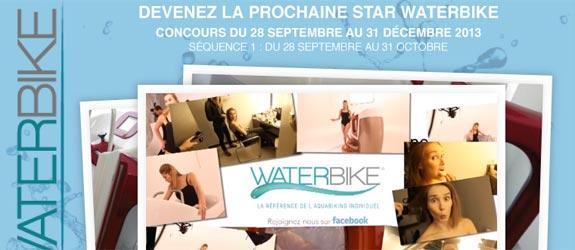 Waterbike.fr - Jeu facebook Waterbike
