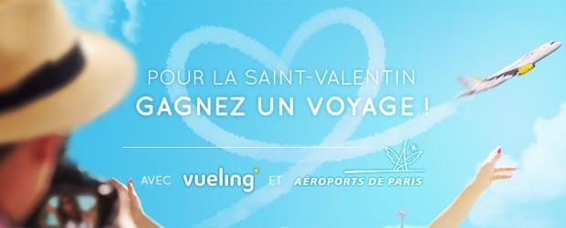 Aeroportsdeparis.fr - Jeu facebook Aéroports de Paris