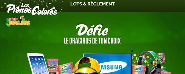 Drawgibus.fr - Jeu facebook Dragibus