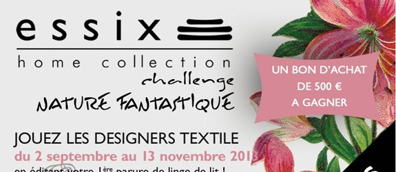 Essix-homecollection.com - Jeu facebook Essix Home Collection