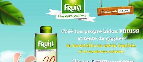 Fruiss.com - Jeu facebook Fruiss