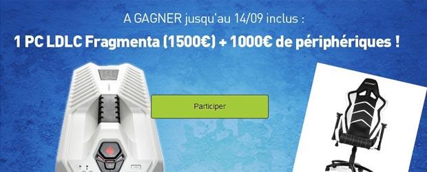 LDLC.com - Jeu facebook LDLC