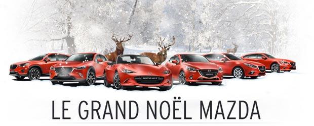 Jeu facebook Mazda France