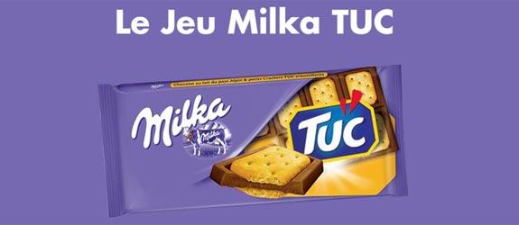 Milka.fr - Jeu facebook Milka