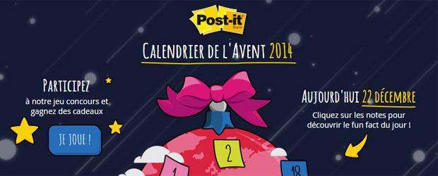 Post-itetmoi.fr - Jeu facebook Post-it France