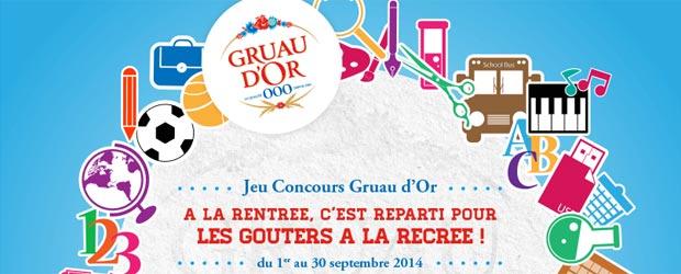 Blog-gruaudor.com - Jeu facebook Gruau d'Or