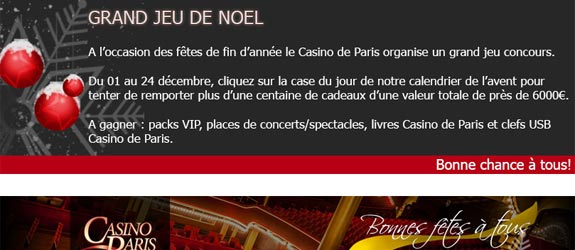 Casinodeparis.fr - Jeu facebook Casino de Paris