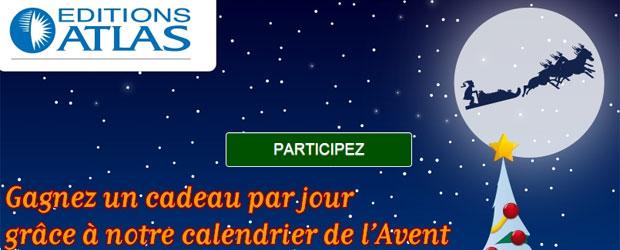 Editionsatlas.fr - Jeu facebook Editions Atlas