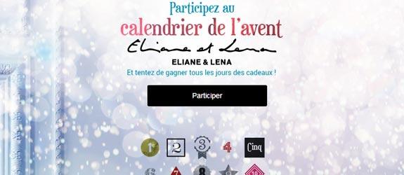 Elianeetlena.fr - Jeu facebook Eliane et Lena