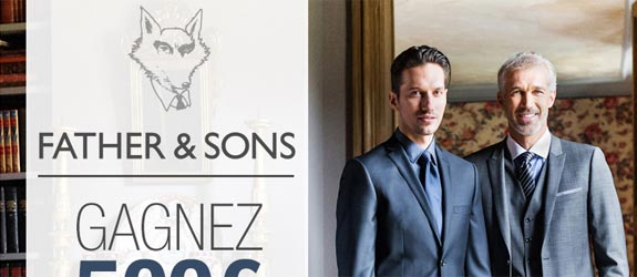 Fatherandsons.fr - Jeu facebook Father & Sons