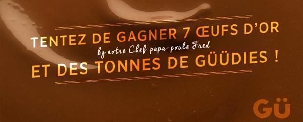 Gudesserts.fr - Jeu facebook Gü