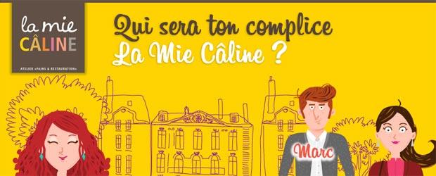 Lamiecaline.com - Jeu facebook La Mie Câline