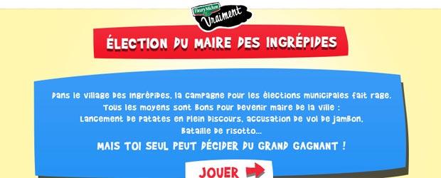 Vraiment.com - Jeu facebook Vraiment Fleury Michon