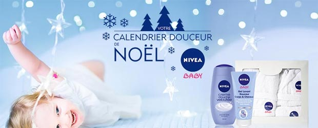 Jeu facebook Nivea Baby France