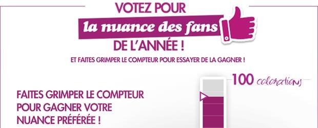 Loreal-paris.fr - Jeu facebook Casting Crème Gloss